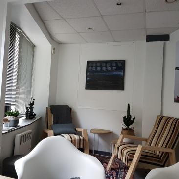 bureau du cabinet de psychologie, ingrid jamin, 4 rue leperdit 35000 rennes